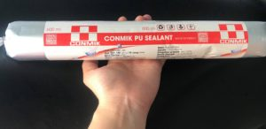 Phạm vi sử dụng keo Conmik PU Sealant
