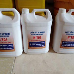 Bảng báo giá chất tẩy xi măng HT01 tại Nghệ An, Hà Tĩnh