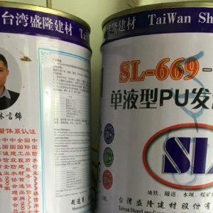 Cửa hàng bán keo bơm vết nứt chống thấm KEO PU SL 669 tại Hà Tĩnh