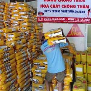 Mua Sika Grout 214 – 11 chính hãng tại Hà Tĩnh