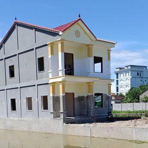 Sơn Tường Đứng Conmik Acrylic tại Nghệ An, Hà Tĩnh