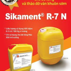 Báo giá phụ Gia Bê Tông Sikament R – 7N tại Nghệ An, Hà Tĩnh