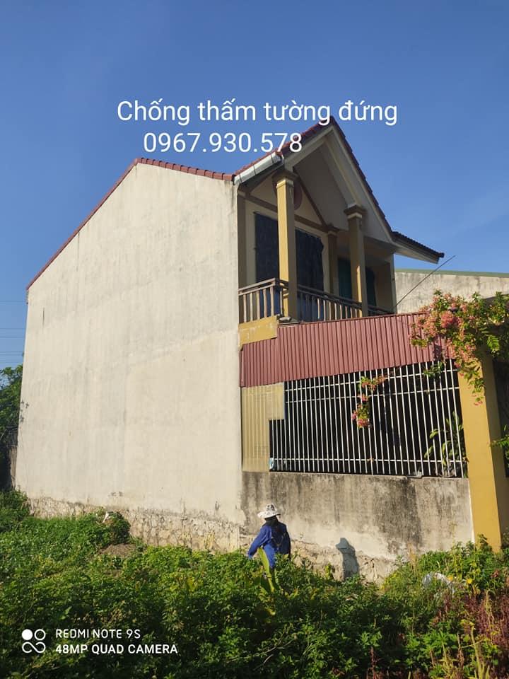 Tư Vấn Sơn Chống Thấm Tường Đứng Tại Nghệ An Và Hà Tĩnh