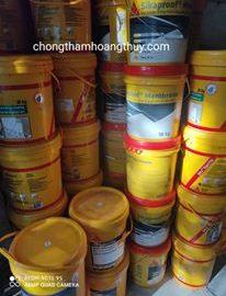 Phân Phối Vật Liệu Chống Thấm Sikaproof Membrane Tại Vinh, Nghệ An và Hà Tĩnh