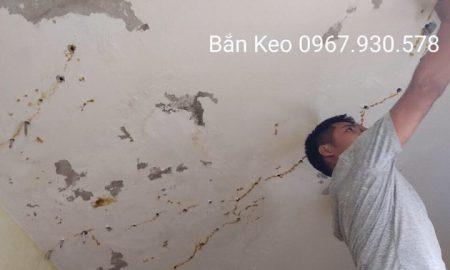 Bắn Keo Xử Lí Nứt Sàn Tại Nghệ An và Hà Tĩnh