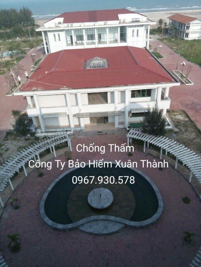 Công Trình Chống Thấm Tại Xuân Thành, Hà Tĩnh