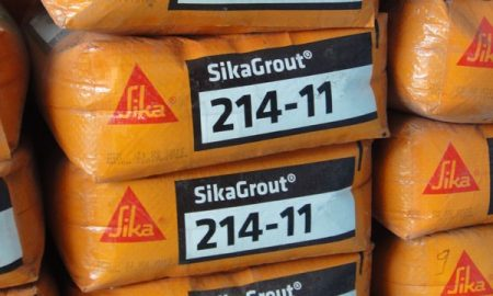 Phân phối vật liệu chống thấm Sika Grout 214-11 tại Nghệ An