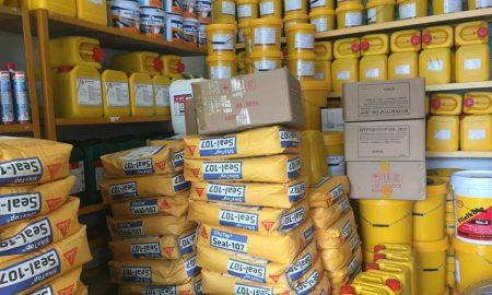 Đại lí vật liệu chống thấm tại Nghệ An